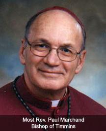 Bishop Marchand (2001 - 2009)