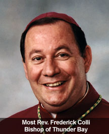 Bishop_Frederick Colli (2013 - 2015)