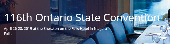 2019 Ontario State Convention - Ontario Knights Of Columbus
