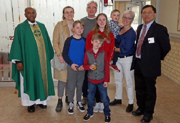 Family of the Year - KofC Ontario State