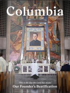 Columbia December 2020