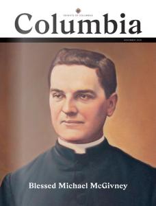 Columbia November 2020
