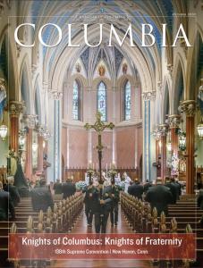 Columbia October 2020