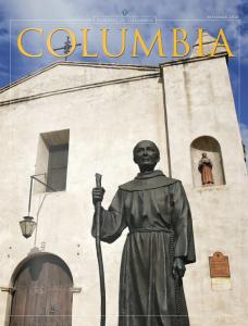 Columbia September 2020