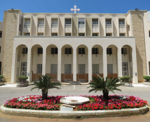 St. Anne's Seminary in the Middle East